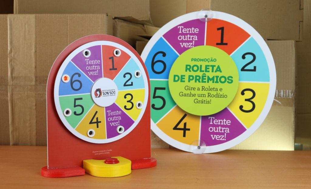 Roleta Dia Das Criancas