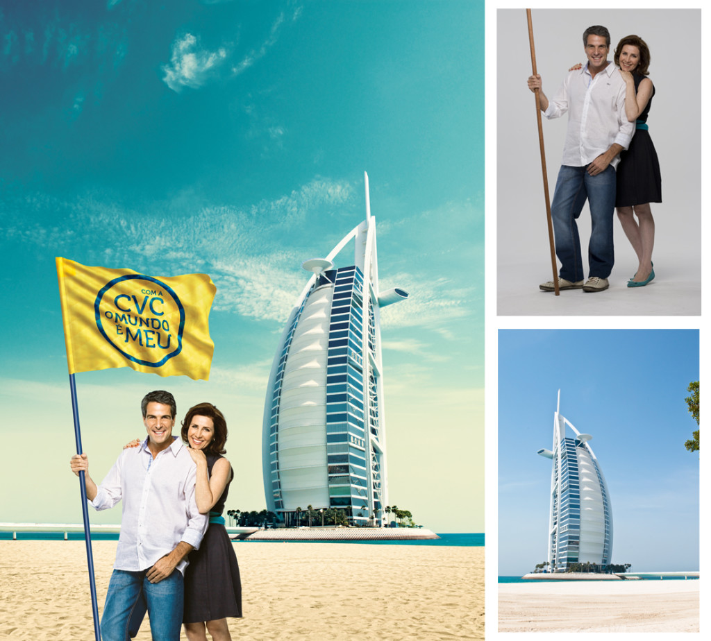 CVC montada Dubai-F